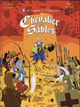 Chevalier des sables tome 2