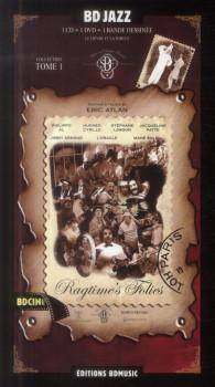 ragtime's folies (+ CD et DVD)
