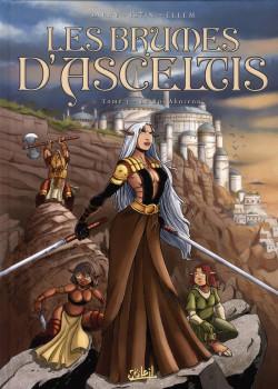 les brumes d'asceltis tome 3 - le roi akorenn