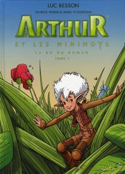 Arthur et les minimoys tome 1