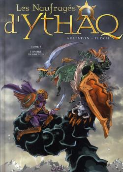 les naufragés d'ythaq tome 4 - l'ombre de khengis