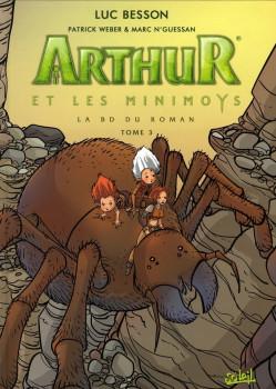 arthur et les minimoys tome 3