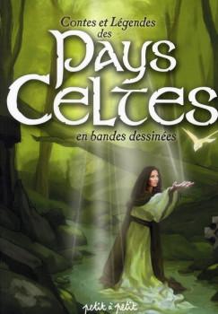 contes et légendes des pays celtes en bande dessinées