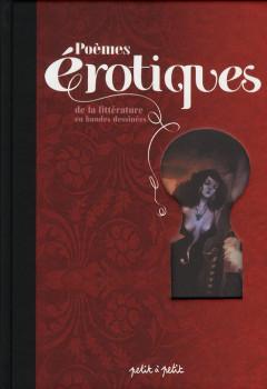 poèmes érotiques de la littérature française en bande dessinées