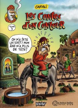 les contes d'un conteur tome 3
