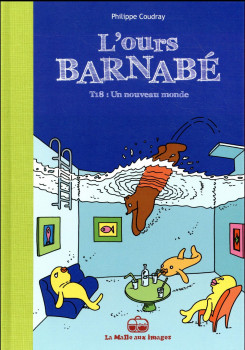 L'ours Barnabé tome 18