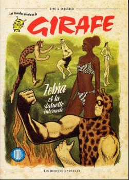 Les nouvelles aventures de girafe