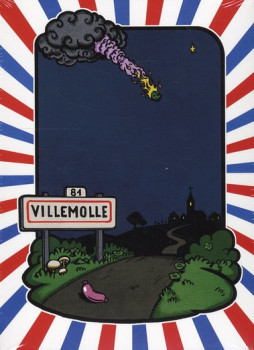Villemolle 81 ; livret + DVD