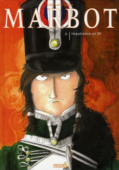 marbot tome 2 - impatience an xiii