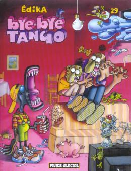 edika tome 29 - bye-bye tango