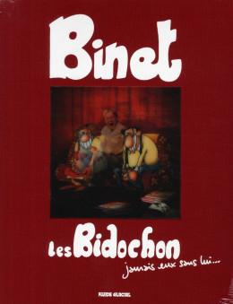 les bidochon tome 19 - internautes - coffret luxe + dvd