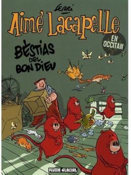 aimé lacapelle tome 4 - bestias del bon dieu (en occitan)