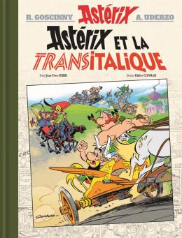 Astérix - édition de luxe tome 37 - Astérix et la Transitalique