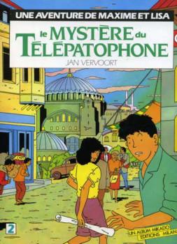 le mystère du télépatophone