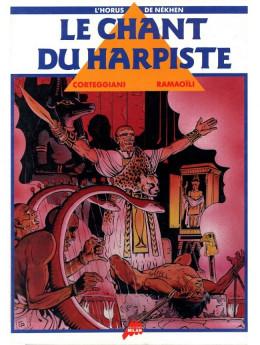 L'Horus de Nékhen tome 2 - le chant du harpiste