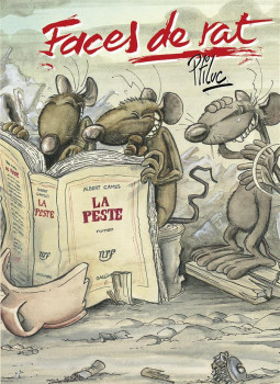 faces de rat tome 1 - La peste