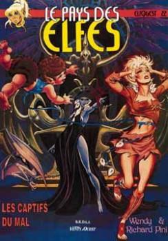 le pays des elfes tome 22 - les captifs du mal