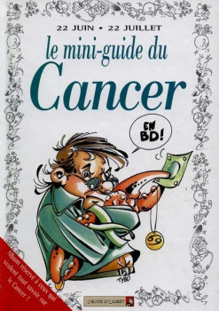 les mini-guides en bd tome 26 - le mini-guide astro du cancer