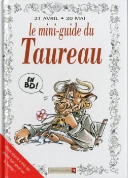 les mini-guides en bd tome 6 - le mini-guide astro du taureau