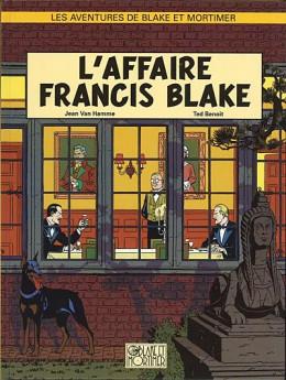 Blake et mortimer tome 13 - l'affaire francis blake
