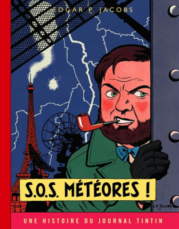 Blake et Mortimer - version journal tintin tome 8 - S.O.S. météores
