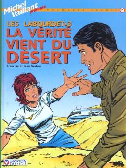 les labourdet tome 3 - la vérité vient du désert