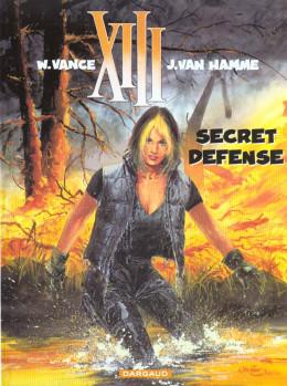xiii tome 14 - secret defense