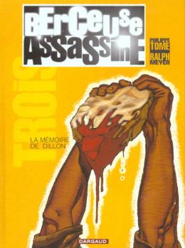 berceuse assassine tome 3 - la memoire de dillon