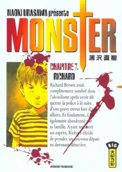 monster tome 7 - richard