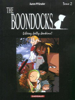 The boondocks tome 2 - liberez jolly jenkins