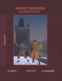 Harry Dickson tome 10 - Les gardiens du Diable