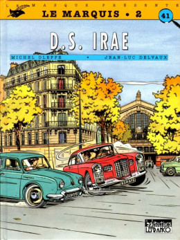 Le marquis tome 2 - DS Irae