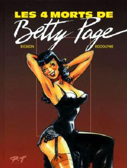 Les 4 morts de Betty Page