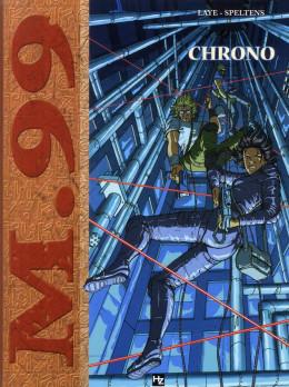 m.99 tome 3 - chrono
