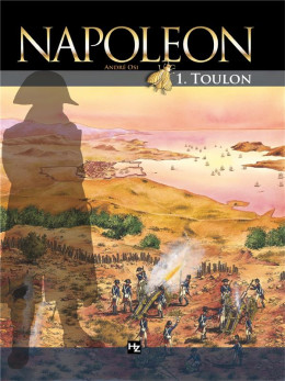 napoléon tome 1 - toulon
