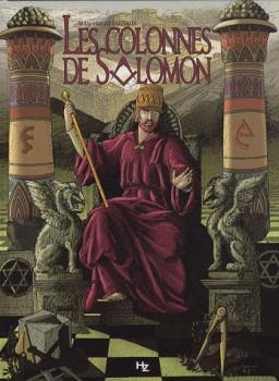 les colonnes de salomon ; intégrale