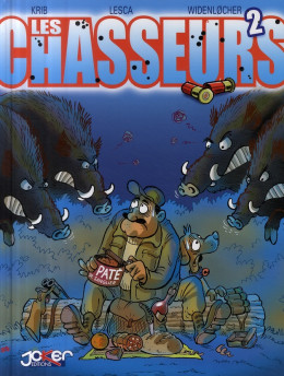 Les chasseurs tome 2