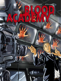 blood academy tome 1