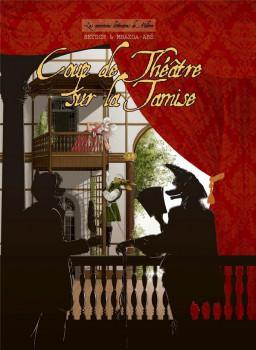 Coup de théâtre sur la Tamise