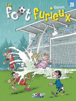 Les foot furieux tome 20
