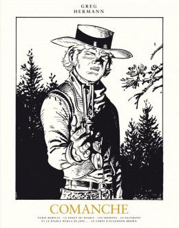 Comanche - intégrale noir et blanc tome 2
