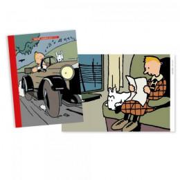Tintin - Agenda 2018