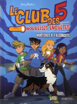 le club des cinq tome 1 - mystères à falcongate
