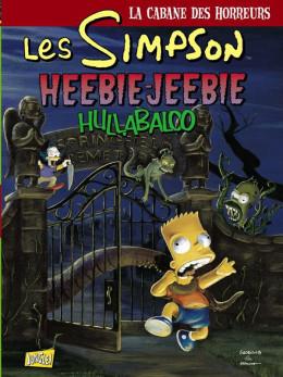 les Simpson - la cabane des horreurs tome 3 - Heebie-Jeebie Hullabaloo