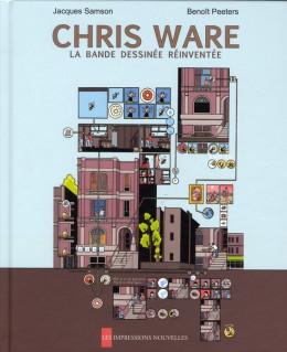 chris ware ; la bande dessinée réinventée