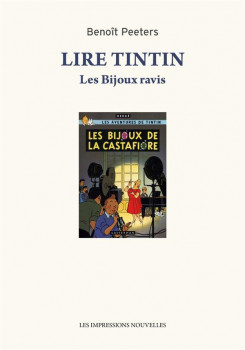 Lire Tintin - Les bijoux ravis