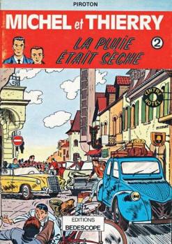 Michel et Thierry - intégrale tome 4