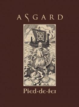 Asgard tome 1 - Pied-de-fer (éd. 2012)
