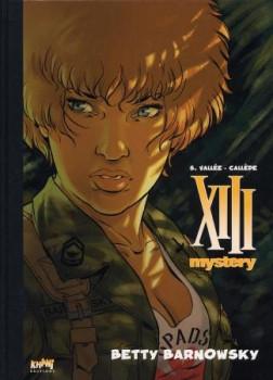 Tirage de tête XIII Mystery tome 7 - Betty Barnowsky