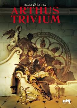 Arthus Trivium - tirage de tête tomes 1 et 2